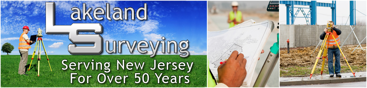 New Jersey Surveying Company - Serving North Jersey, Central Jersey and South Jersey